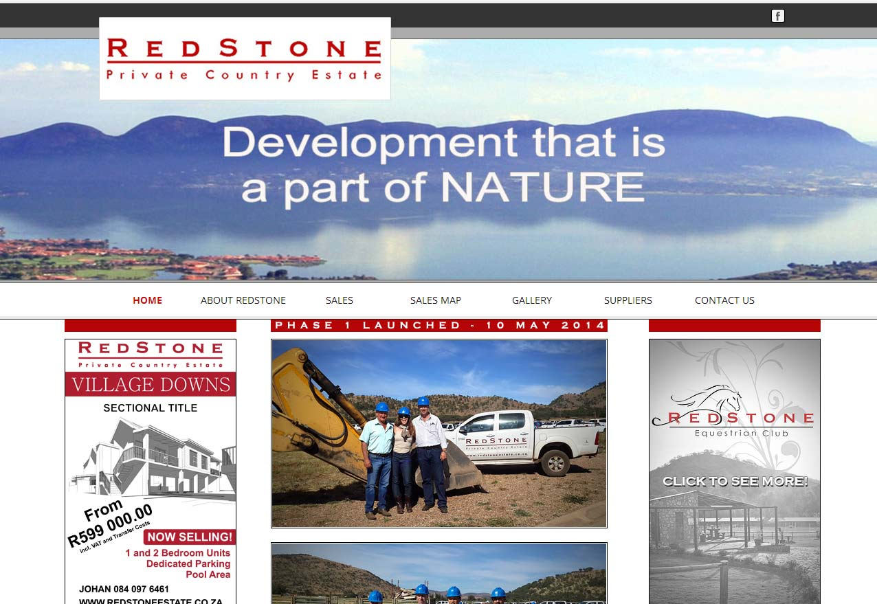 redstone estate