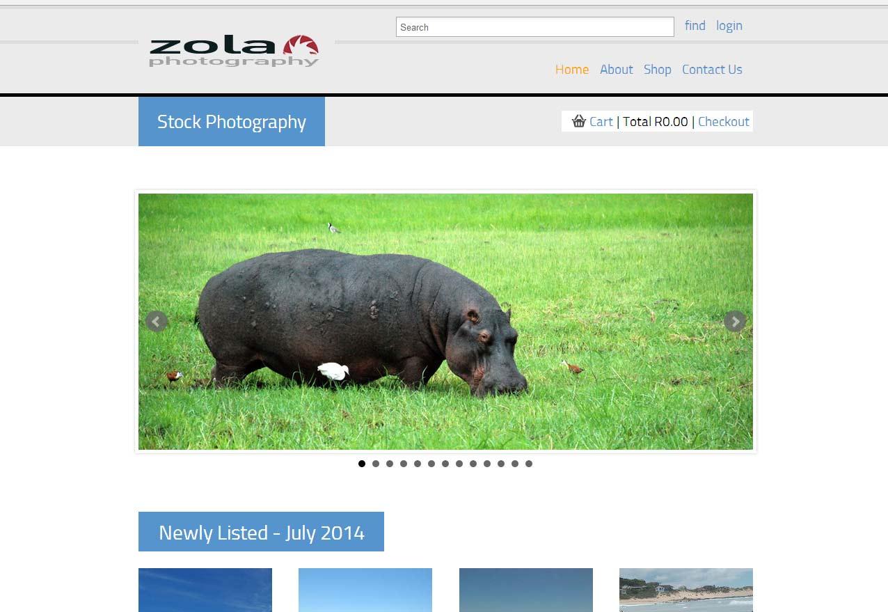 zola photography